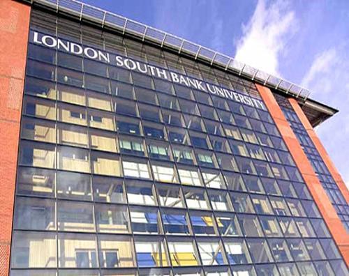 伦敦南岸大学2021英国本土排名