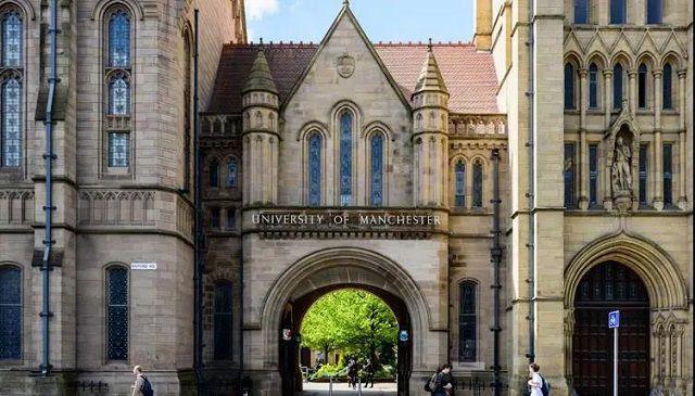 英国曼彻斯特大学招收本科及硕士生要求