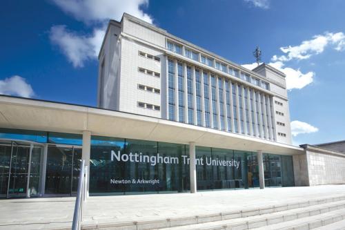 2021诺丁汉特伦特大学英国排名一览