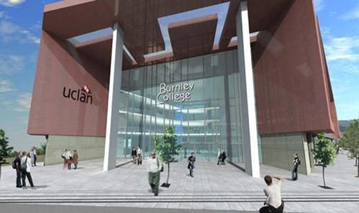 英国中央兰开夏大学2021年QS世界排名