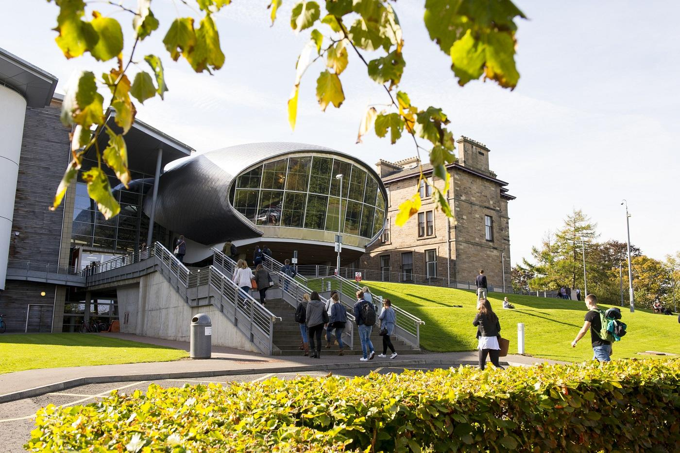 2021年英国爱丁堡龙比亚大学QS世界排名
