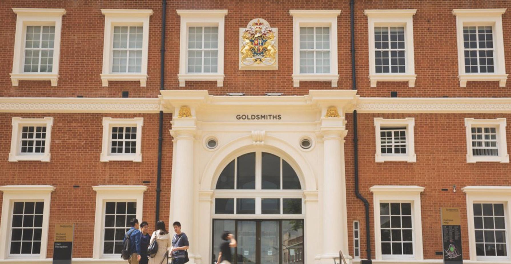 2022年英国金史密斯大学QS排名