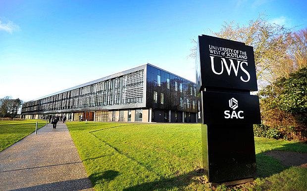 英国西苏格兰大学怎么样?2022入学要求如何?