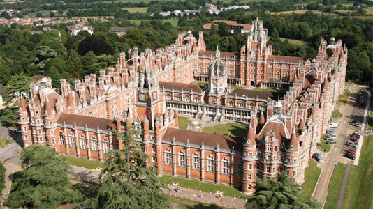 伦敦大学皇家霍洛威学院2022QS排名:世界334、英国40